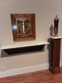 Tabernacle and Lamp